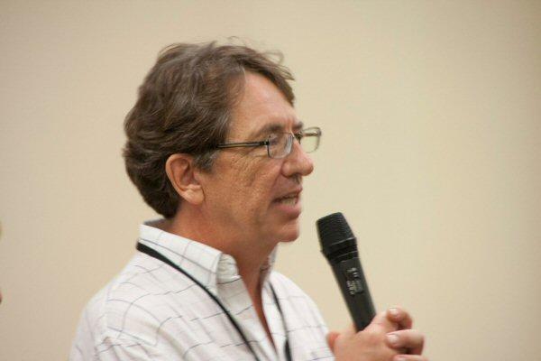The Conference Convenor Brian Clark