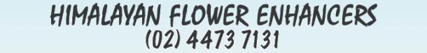 Himalayan Flower Enhancers