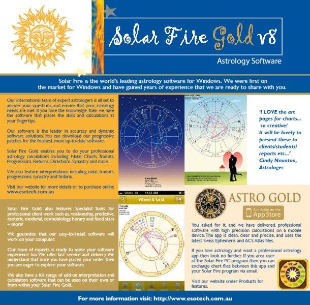 Solarfire Gold Esoteric Technologies