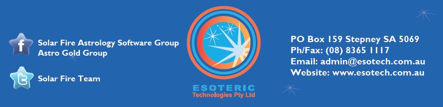 Contact Esoteric Technologies