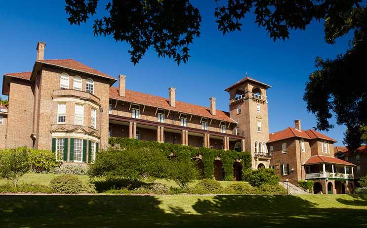 The Women?s College at Sydney University