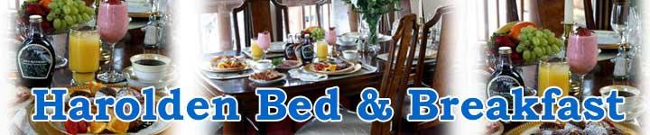 Harolden bed and breakfast