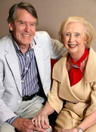 Julia and Derek Parker