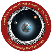 2018 FAA astrology conference logo