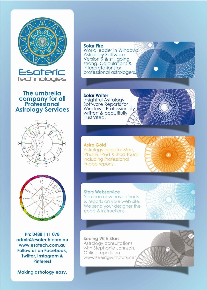 Esoteric Technologies Astrological Services