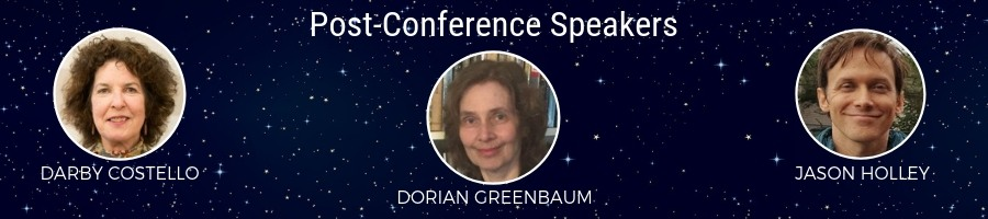 astrology post-conference speakers