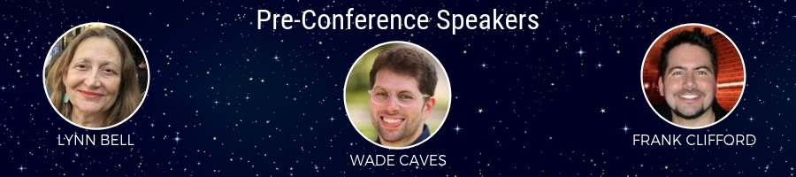astrology pre-conference speakers